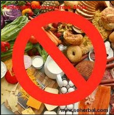 10 permissible and restricted to weighty with hernia foods